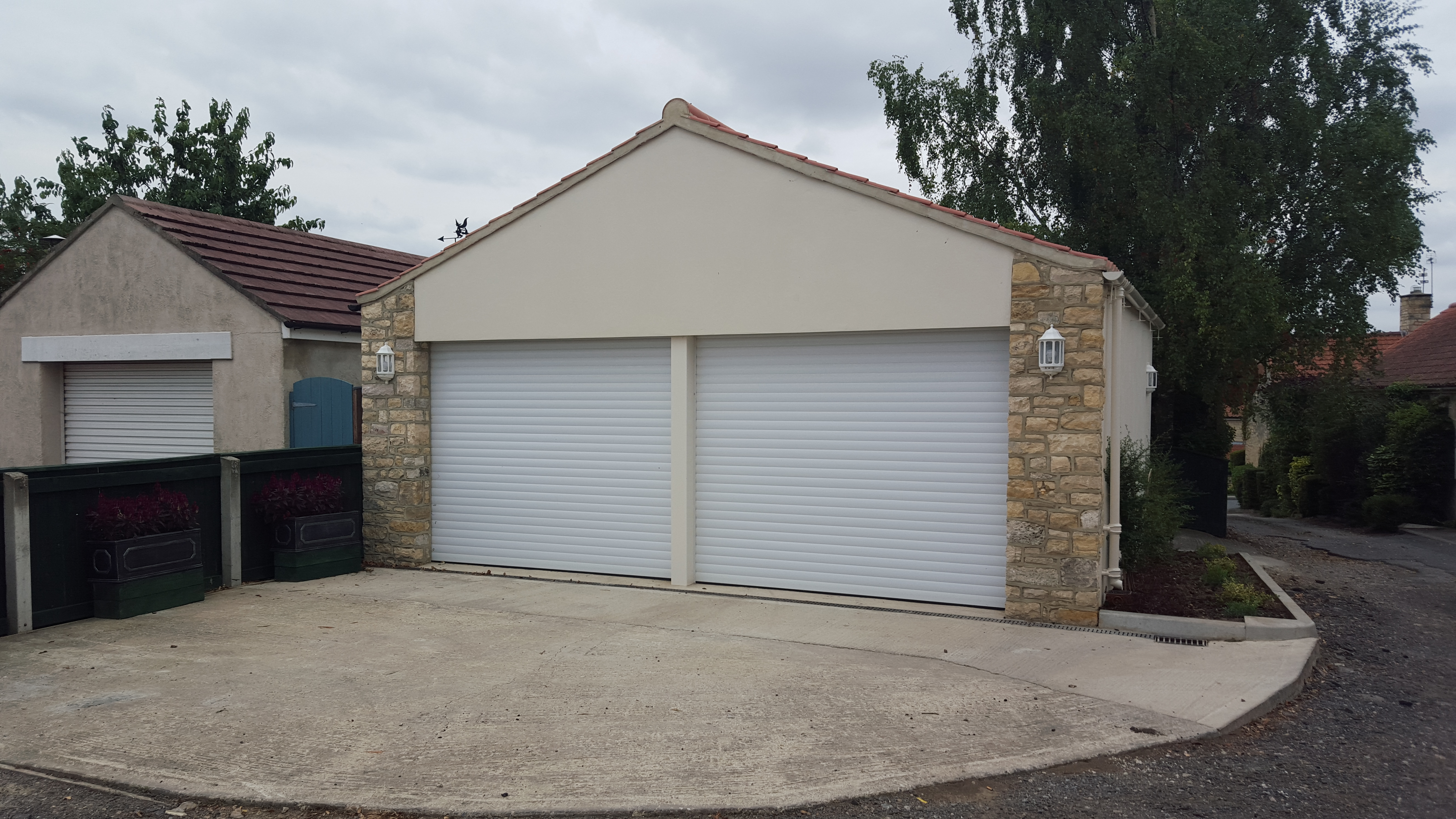 Roller Shutter Doors Garage Doors Yorkshire Door Systems